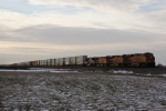 BNSF 7306 East
